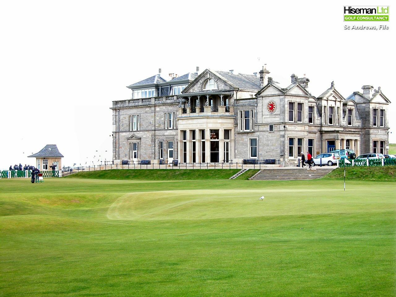 Hiseman Ltd, Golf Consultant, Peter McEvoy, Golf